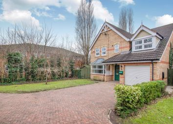 Thumbnail 4 bed detached house for sale in Rydal Court, Balby, Doncaster