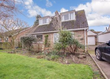 Thumbnail 2 bed detached house for sale in Lees Lane, Southoe Village, St Neots