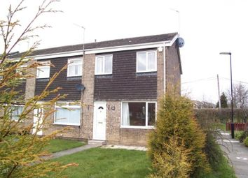 Thumbnail 3 bed terraced house to rent in Clifton Court, Kingston Park, Newcastle Upon Tyne