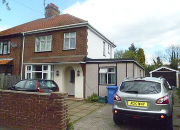 Thumbnail 6 bed property to rent in Earlham Green Lane, Norwich