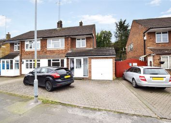 Lower Croft, Swanley, Kent BR8. 3 bed semi-detached house for sale