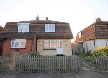 Thumbnail 2 bed semi-detached house to rent in Walton Road, Romford