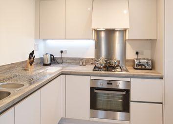 Thumbnail 2 bed flat for sale in Plot 3, Bowman House, Queensgate, Farnborough, Hampshire