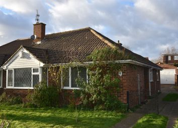 Thumbnail 4 bed bungalow for sale in Corsair Close, Stanwell, Staines