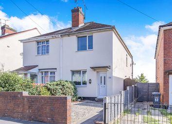 2 bed semi-detached house for sale in Regent Street, Bedworth CV12