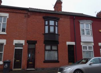 Thumbnail 2 bed terraced house to rent in Gipsy Road, Belgrave, Leicester