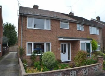 Thumbnail 3 bed semi-detached house for sale in Russell Road, Newbury