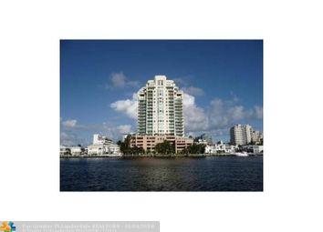 Thumbnail 3 bed property for sale in 3055 Harbor Dr, Unit #803, Fort Lauderdale, Fl, 33316