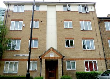 Thumbnail 1 bed flat to rent in Albert House, Tariff Crescent, Deptford