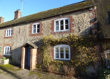 Thumbnail 3 bed cottage to rent in Faringdon Road, Shrivenham, Swindon