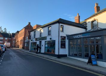 Thumbnail Retail premises to let in 6-8 Union Street, Yeovil