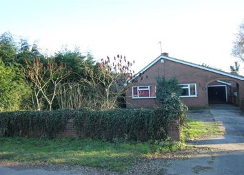 Thumbnail 3 bed bungalow for sale in Moor Road, North Owersby