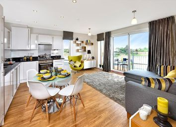 "Thumbnail 2 bedroom flat for sale in ""Berry Court"" at Hamble Lane, Bursledon, Southampton"