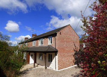 Thumbnail 4 bed semi-detached house for sale in The Triangle, Brockweir, Chepstow