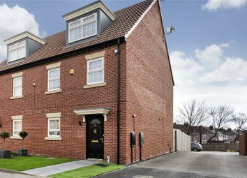 Thumbnail 3 bed semi-detached house for sale in Turnberry Avenue, Ackworth, West Yorkshire