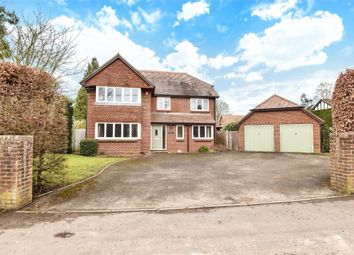 Thumbnail 4 bed detached house for sale in Springvale Road, Kings Worthy, Winchester, Hampshire