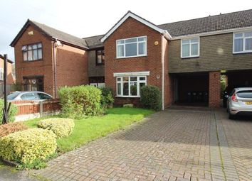 Thumbnail 3 bedroom link-detached house for sale in Lausanne Road, Bramhall