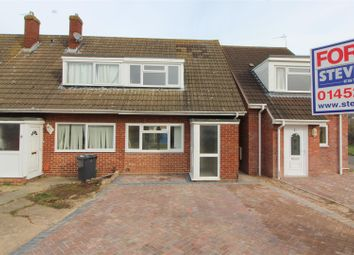 Thumbnail 2 bed end terrace house for sale in Warwick Avenue, Tuffley, Gloucester