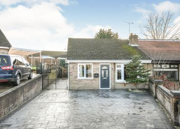 Thumbnail 3 bed semi-detached bungalow for sale in Riber Close, Inkersall, Chesterfield