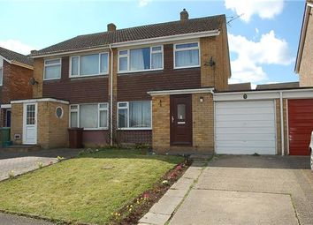 Thumbnail 3 bed semi-detached house to rent in Longfellow Drive, Abingdon, Oxfordshire