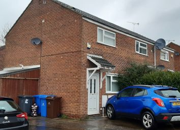 Thumbnail 2 bed semi-detached house to rent in Ettrick Drive, Sinfin, Derby