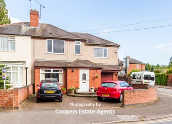 Thumbnail 4 bed semi-detached house for sale in The Avenue, Whitley, Coventry