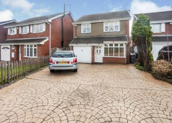 3 bed detached house for sale in Stead Close, Burberry Grange, Tipton DY4