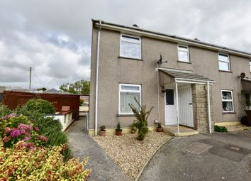 Thumbnail 3 bed semi-detached house for sale in Cunnack Close, Helston