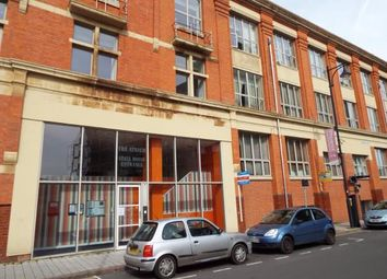 Thumbnail 1 bed flat for sale in The Atrium, 2 Morledge Street, Leicester, Leicestershire