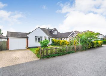 Thumbnail 4 bed bungalow for sale in High Wych Road, Sawbridgeworth