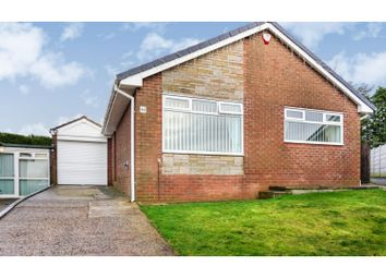 Thumbnail 2 bed detached bungalow for sale in Sandringham Road, Bolton