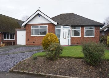 Thumbnail 2 bed detached bungalow for sale in Capesthorne Road, High Lane