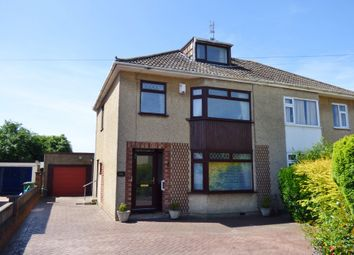 Thumbnail 3 bed semi-detached house for sale in Bush Avenue, Little Stoke, Bristol
