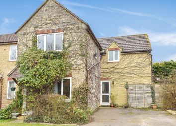 Thumbnail 3 bed end terrace house for sale in The Twenties, Siddington, Cirencester
