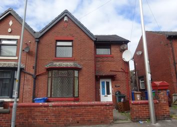 Thumbnail 3 bedroom semi-detached house to rent in Clement Royds Street, Rochdale