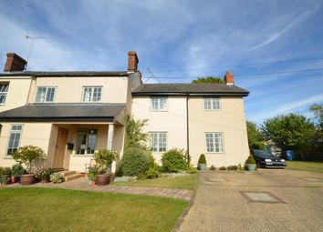 Thumbnail 5 bed semi-detached house for sale in Water Lane, Barnardiston, Haverhill