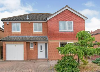 Thumbnail 4 bed detached house for sale in Ray Bond Way, Aylsham, Norwich