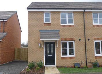 Thumbnail 3 bed semi-detached house to rent in Wards Bridge Drive, Wolverhampton