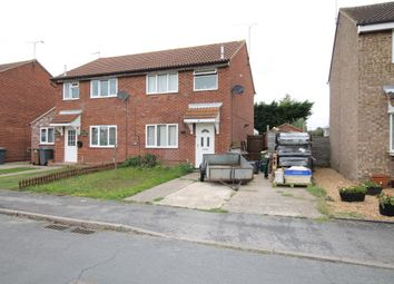 Thumbnail 3 bed semi-detached house for sale in Crowswell Court, Trimley St Martin