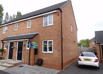 3 bed semi-detached house for sale in Slate Drive, Burbage, Hinckley LE10