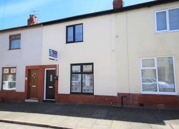Thumbnail 2 bed terraced house for sale in Gathurst Road, Preston