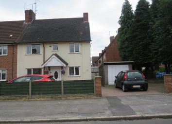 Thumbnail 3 bed semi-detached house for sale in Church Road, Clipstone Village, Mansfield