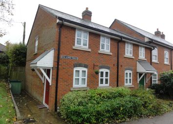 Thumbnail 2 bed terraced house to rent in Kingsclere, Hampshire