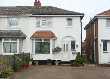 Thumbnail 3 bed semi-detached house for sale in Kineton Road, Rubery