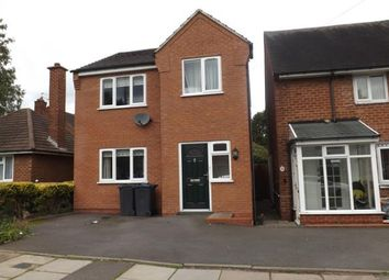 Thumbnail Property for sale in Freasley Road, Shard End, Birmingham, West Midlands