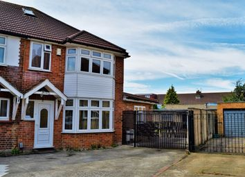 Thumbnail 5 bed semi-detached house to rent in Meadowbank Gardens, Hounslow, Greater London