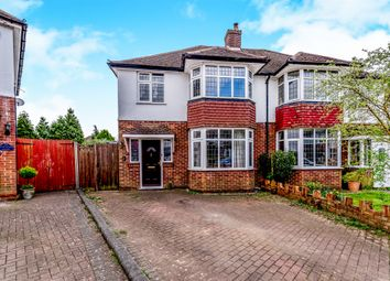 Thumbnail 3 bedroom semi-detached house for sale in Woodgreen Close, Luton