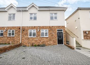 Thumbnail 2 bedroom terraced house for sale in 2A Northdown Road, Hornchurch