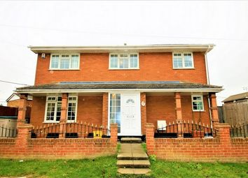 Thumbnail 4 bed detached house for sale in Gainsborough Avenue, Canvey Island, Essex