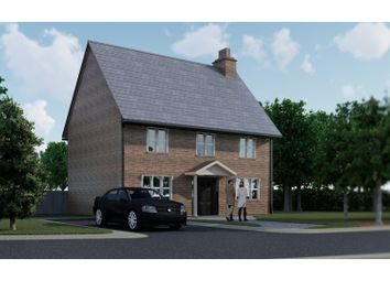 Thumbnail 3 bed detached house for sale in Silver Close, Norton-In-Hales, Market Drayton